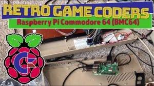 Raspberry Pi C64 BMC64