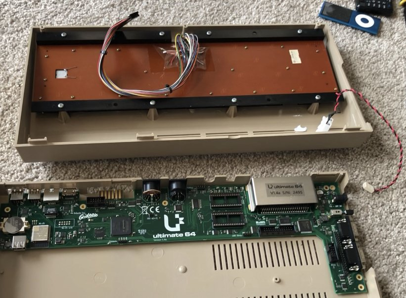 Ultimate 64 FPGA C64