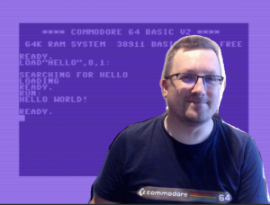 Retro Game Coders founder