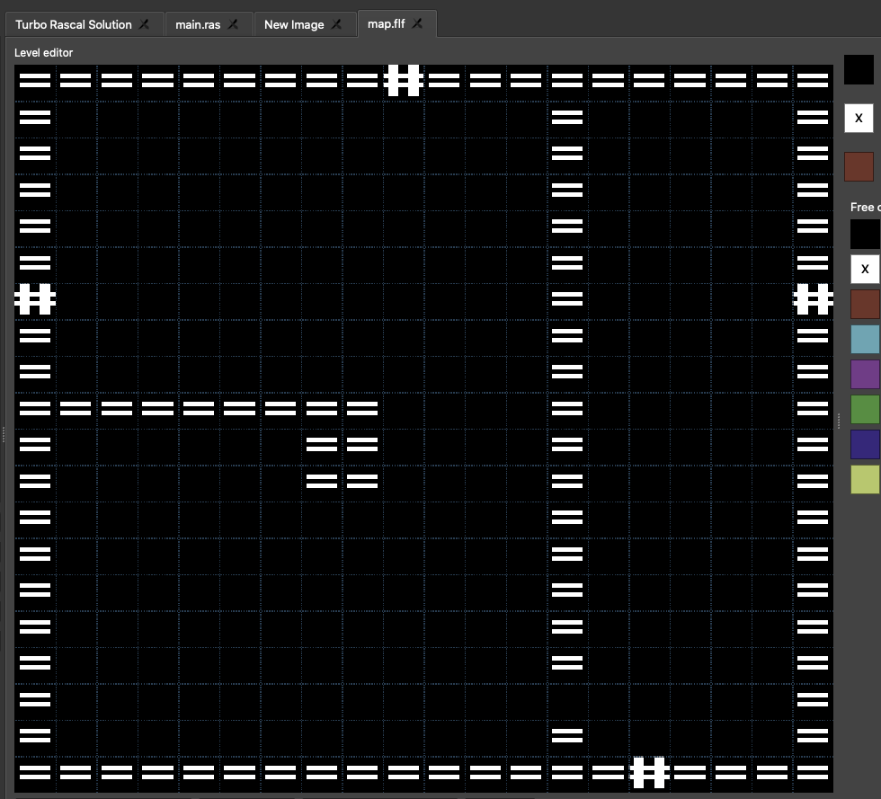 TRSE Map Editor