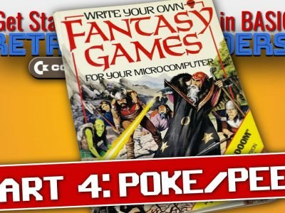 C64 Poke Peek
