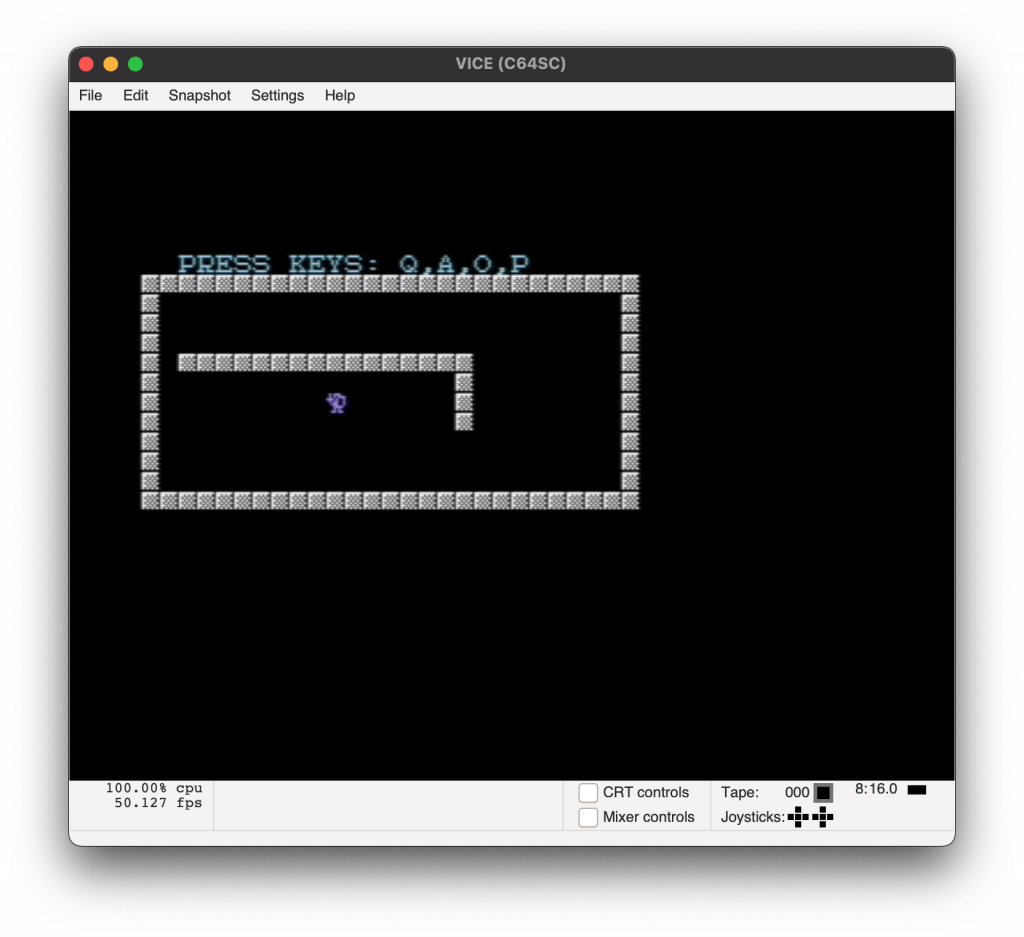 Loading game data from disk